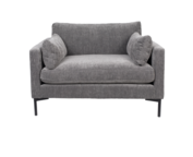SUMMER FAUTEUIL - Anthracite