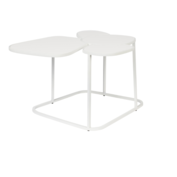 MOONDROP - Multi Side Table White
