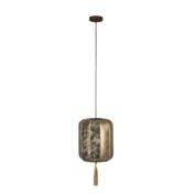 SUONI S - Pendant Lamp Gold