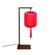 SUONI - Table Lamp Red