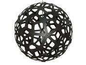 Lamp Coral Black 100cm