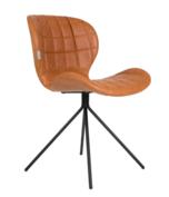 Zuiver - stoel OMG LL - Brown