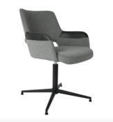 Zuiver - stoel Syl - Black
