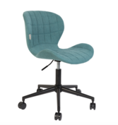 Zuiver - Stoel OMG Office - Blue
