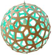 Lamp Coral met kleur 80 cm