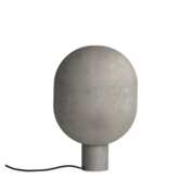 101 CPH - CLAM OXIDIZED table lamp