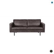 RODEO - Zwart 190cm