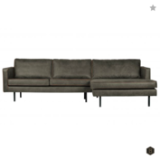 RODEO - Green - Chaise Longue rechts