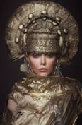 KAKY ART - Golden Lady