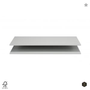 BEPUREHOME - ORGANIZE Legplanken set - 62cm