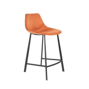 FRANKY COUNTER - Velvet orange