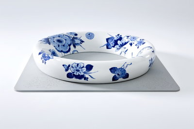 Royal Delft Fruit Ring