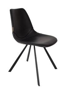 Dutch Bone - stoel Franky - Black