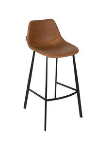 Dutch Bone - stoel Franky Bar - Cognac