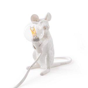 SELETTI -  Muislamp Zittend