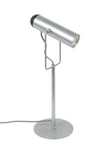 MARLON TABLE LAMP - Silver