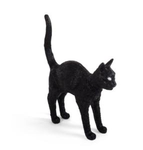 SELETTI - Jobby the black cat