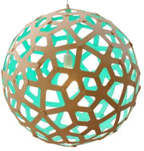 Lamp Coral met kleur 40cm