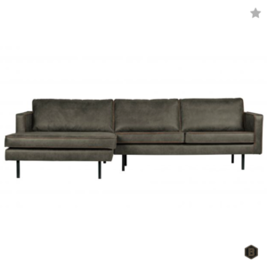 RODEO - Green - Chaise Longue links