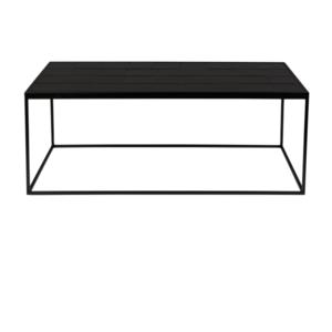ZUIVER - Glazed Coffee Table Black
