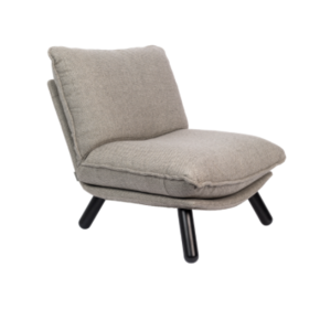 ZUIVER - Lazy Sack Lounge Chair - Grey