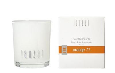 JANZEN Geurkaars - orange 77