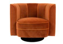 Dutch Bone Flower Lounge Chair