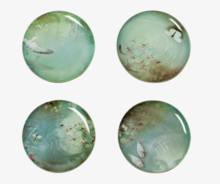 Ibride - YUAN Narcisse - 4x extra borden