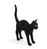 SELETTI - Jobby the black cat