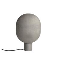 101 CPH - CLAM OXIDIZED table lamp