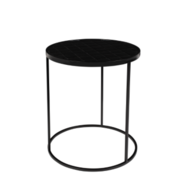 ZUIVER - Side Table Black