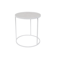 ZUIVER - Side Table White
