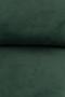 BAR LOUNGE HOCKER  - Fluweel Green
