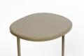 MOONDROP - Single Side Table Clay