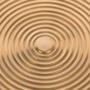 HYPNOTISING EETTAFEL - round
