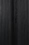 BARBIER CABINET - Black