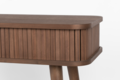 BARBIER CONSOLE TABLE - Walnut