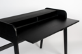 BARBIER DESK TABLE - Black