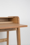 BARBIER DESK TABLE - Oak
