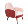 SAM FAUTEUIL - Pink