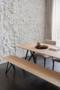 STUDIO HENK - Dining bench rectangular