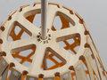 Lamp Koura 50 cm Naturel