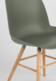 ALBERT KUIP CHAIR - Groen