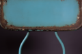 OVID COUNTER - Ocean Blue