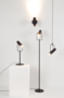 MARLON FLOOR LAMP - Black