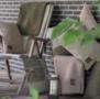 Kussen Juul Seda/Olive 50x50