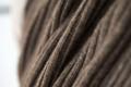 Deken - Knitted Mohair Rib