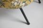 BEPUREHOME - VOGUE fauteuil fluweel - Poppy mosterd_
