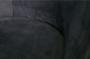 BEPUREHOME - VOGUE fauteuil fluweel - Inkt_
