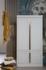 BEPUREHOME - ORGANIZE kast grenen mist - 62cm_